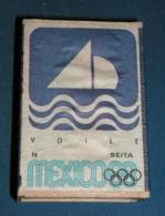 Boite D'allumettes : Mexico 68 : Voile - Boites D'allumettes - Etiquettes