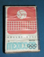Boite D'allumettes : Mexico 68 : Volley-ball - Boites D'allumettes - Etiquettes