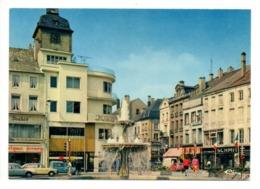 AUSTIN Mini, CITROEN GS, RENAULT 4, à Thionville (57) - Voitures De Tourisme