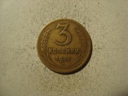 MONNAIE RUSSIE 3 KOPECKS 1957 - Rusland