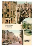 AUSTIN Mini, RENAULT 6, BMW, à Nancy (54) - Voitures De Tourisme