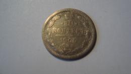 MONNAIE RUSSIE 10 KOPECKS 1905 - Rusland