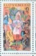 SK 1998-309 EUROPA CEPT, SLOVAKIA, 1 X 1v, MNH - Europa-CEPT