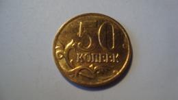 MONNAIE RUSSIE 50 KOPECKS 2008 - Rusland