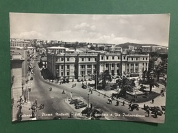 Cartolina Catanzaro - Piazza Matteotti - Palazzo Di Giustizia - 1958 - Catanzaro