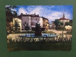 Cartolina Bene Vagienna - Entrata - 1959 - Cuneo