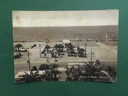 Cartolina Marina Di Massa - Panorama - 1919 - Massa