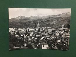 Cartolina Dronero - Panorama + 1962 - Cuneo