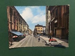 Cartolina Fossano - Via Roma - 1963 - Cuneo