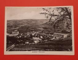 Cartolina Barolo - Panorama - 1958 - Cuneo