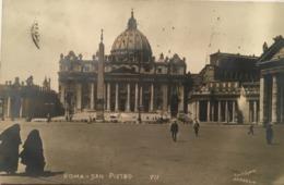 V 10754 Roma - S. Pietro - San Pietro