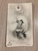 Santino In Ricordo Della Professione Religiosa Di S Maria Franca Evangelisti In Lucca - Santini