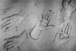 La Mano La Main The Hand Die Hand - Postcards