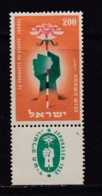 ISRAEL, 1953, Unused Hinged Stamp(s), With Tab,  Conquest Desert, SG89, Scannr. 17009 - Israël