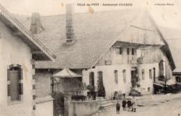 Ville-du-pont-restaurant Chabod - Francia