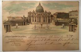 V 10756 Roma - S. Pietro - San Pietro