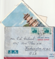 ***  Chine Formoze - Enveloppe Carte Postale Et Courrier - - 1945-... Repubblica Di Cina