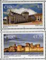 2017 Ireland Europa CEPT - Castles Of Ireland - 2v - Mi 2222/3 - MNH* - Ungebraucht