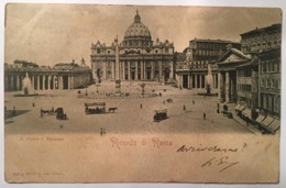 V 10758 Roma - S. Pietro E Vaticano - San Pietro