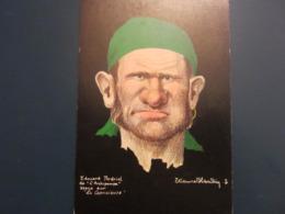 Carte Postale Les Corsaires Etienne Blandin Edouard Perdriel Dit L'Archipompe - Andere Zeichner