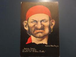 Carte Postale Les Corsaires Etienne Blandin Baptiste Cornic Dit Jambe De Chien - Andere Zeichner