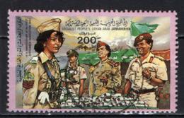 LIBIA - 1983 - September 1 Revolution, 14th Anniv. - USATO - Libia