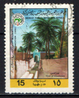 LIBIA - 1980 - Ghadames - USATO - Libia