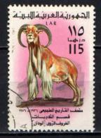 LIBIA - 1976 - Wild Mountain Sheep - USATO - Libia