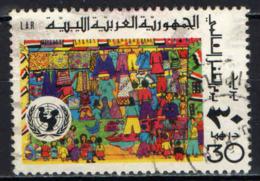 LIBIA - 1977 - Children's Day - USATO - Libia