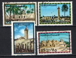 LIBIA - 1977 - Various Mosques - USATI - Libia