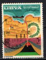 LIBIA - 1968 - Opening Of The Zueitina Oil Terminal                                   - USATO - Libia