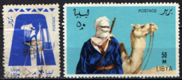 LIBIA - 1966 - Tuareg Riders - USATI - Libia