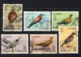 LIBIA - 1965 - UCCELLI - BIRDS - USATI - Libia