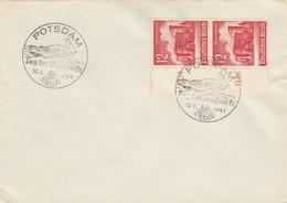 Blanko Sonderstempelbeleg 1941: Potsdam: Tag Der Briefmarke - Alemania