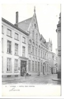 Lier - Hotel Des Postes. - Lier