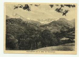 VALCASOTTO - M.PIETRABRUNA VIAGGIATA FG - Cuneo