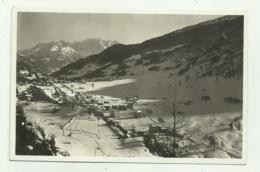 PASSO D'APRICA - STAZIONE INVERNALE SPORTIVA 1934 -  VIAGGIATA FP - Sondrio