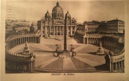 V 10760 Roma - S. Pietro - San Pietro
