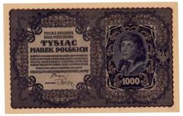 POLOGNE // 1919 // 1 000 Marek // XF/SUP - Poland