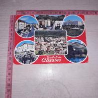 C-78363 SALUTI DA CASSINO PANORAMA VARIE VEDUTE - Italy