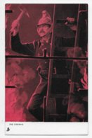 The Fireman - Tuck (US?) Series 828 - Undivided Back - Firemen