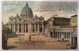 V 10761 Roma - Facciata Della Basilica Di S. Pietro - San Pietro