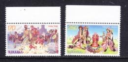 Europa Cept 1998 Armenia 2v ** Mnh (45220) - Europa-CEPT