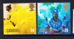 Europa Cept 1998 Great Britain 2v ** Mnh (45220B) - Europa-CEPT