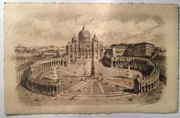 V 10762 Roma - S. Pietro - San Pietro