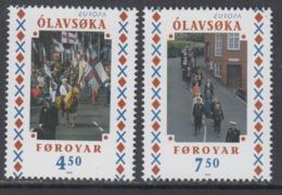 Europa Cept 1998 Faroe Islands 2v ** Mnh (45220H) - Europa-CEPT
