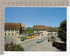 Mathod - La Place - Postauto ° Bus / Car PTT - Buses & Coaches