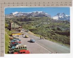 Hotel Klausen-Passhöhe - Postauto ° Bus / Car PTT - Buses & Coaches