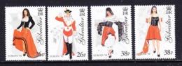 Europa Cept 1998 Gibraltar 4v ** Mnh (45220K) ROCK BOTTOM PRICE - Europa-CEPT