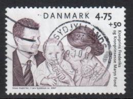 DÄNEMARK - 2007 - MiNr. 1458 - Used - Gestempelt - Danimarca